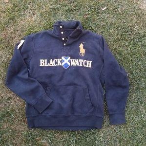 Ralph Lauren Polo Blackwatch sweatshirt  sz L